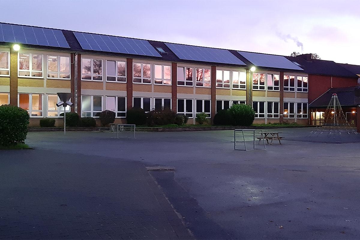 Schule Morgen Geschlossen